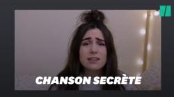 Elle a caché les paroles de sa chanson dans plusieurs vidéos et ça
