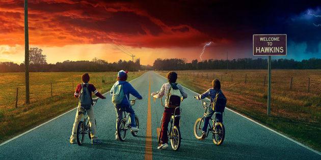 Une date pour la saison 3 — Stranger Things