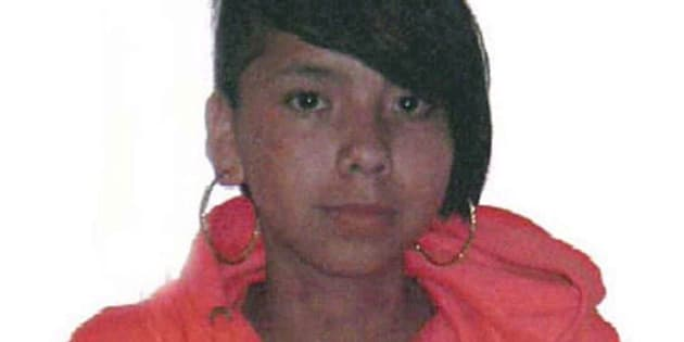 Tina Fontaine is seen in an undated handout photo.
