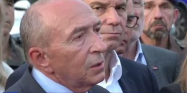 """Gare de Saint-Charles: le maire de Marseille évoque """"un attentat"""", Collomb reste prudent"""