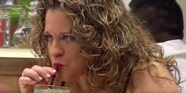 La fantasía sexual de esta mujer deja muy loco a su cita en 'First Dates'