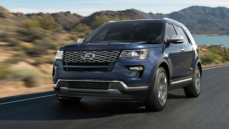 Autoblog Answers All Your Questions About The 2018 Ford Explorer