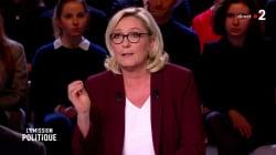 Marine Le Pen s'emmêle encore les pinceaux dans les vaccins