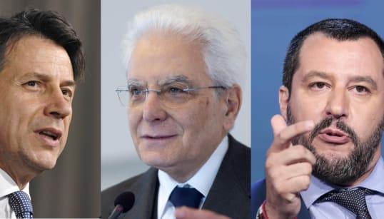 VACANZE ITALIANE Da Mattarella a Salvini, passando per Di Maio: quest'anno i politici vanno in ferie dentro i confini