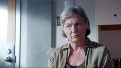 Micheline Lanctôt en tournage pour «Une manière de