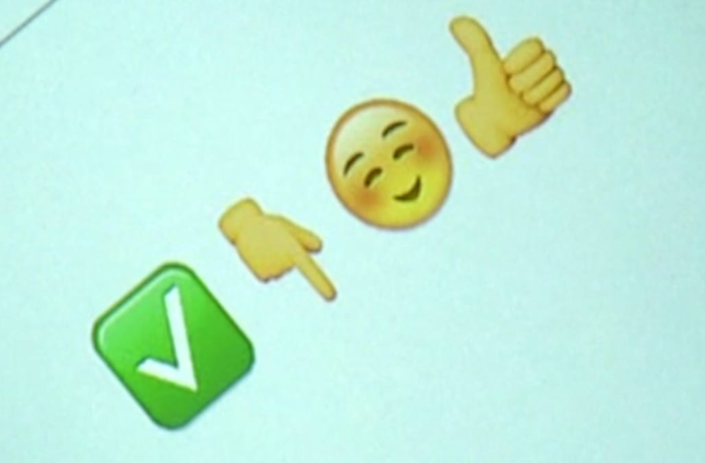 Parents beware: Kids are using this secret emoji language - AOL News