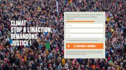 La pétition contre l'inaction de l'État sur le climat dépasse 1,5 million de signatures en 5