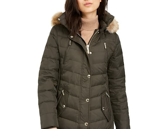 Save over $190 on this MICHAEL Michael Kors coat