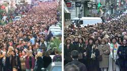 Une manifestation monstre en Corse, cela ressemble à