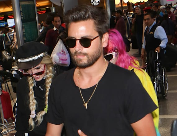 Scott Disick spotted making out with 19-year-old