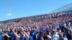 Les supporters islandais sont venus en nombre au Mondial et ont repris leur
