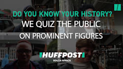 WATCH: Do You Know Your SA History? We Asked Some Folks, And The Struggle Is
