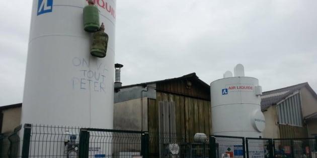 Francia: operaio GM&S, minata e occupata fabbrica, vogliamo lavoro/Adnkronos (2)