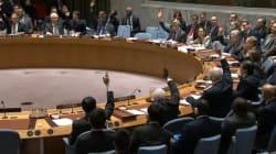 Pas de veto des Etats-Unis à la résolution de l'ONU contre les colonies israéliennes, désormais