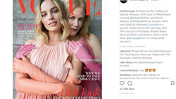 British Vogue Says 'We Need To Talk About Race,' Puts White Actresses On