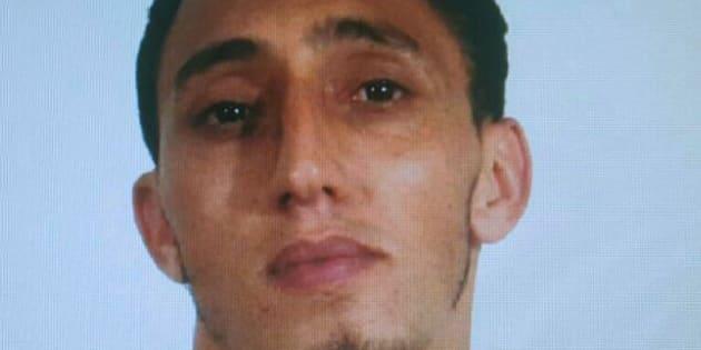 Fotografía facilitada por la Policía Nacional del joven de origen magrebí que responde al nombre de Driss Oukabir, con residencia legal en España.