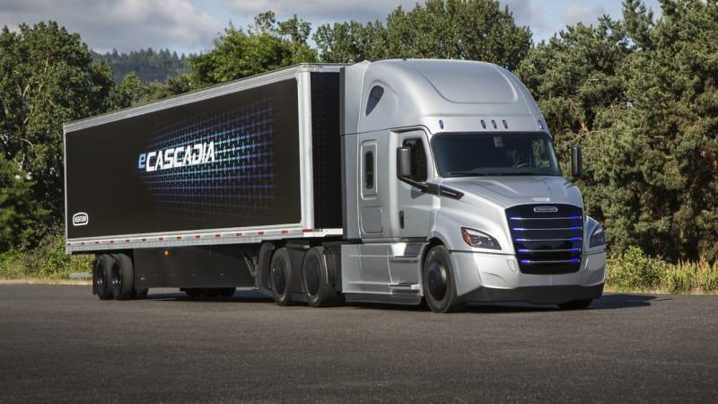 Daimler Trucks partners with Waymo to build self-driving semis
