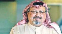 El periodista saudí Jamal Khashoggi, persona del año para la revista