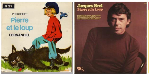 """Avant Emmanuel Macron, Gérard Philipe, Jacques Brel, Fernandel mais aussi David Bowie et François Morel ont prêté leur voix au conte musical """"Pierre et le loup""""."""