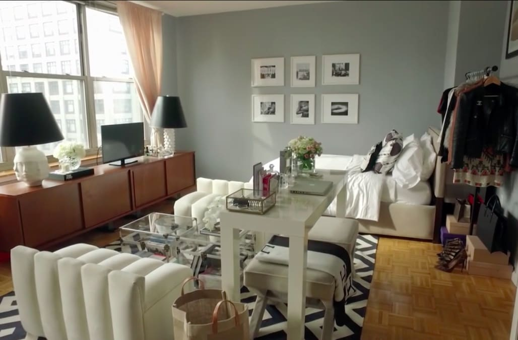 Dream Big, Live Small: How one woman turned a tiny apartment into a ...