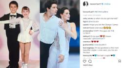 L'évolution du style de Tessa Virtue et Scott Moir, les virtuoses médaillés
