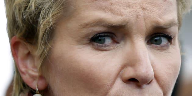 Charles Platiau  Reuters                       Elise Lucet sera jugée ce mardi pour un reportage de 2015 pour