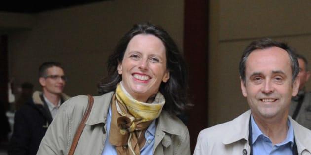 La femme de Robert Ménard candidate aux législatives dans l'Hérault