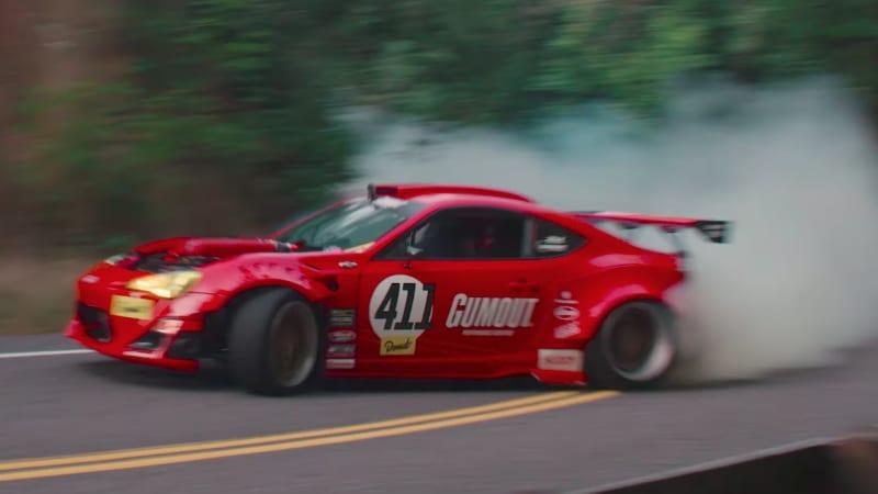 Ryan Tuerck S Ferrari Powered Scion Drifts Crashes Fixes