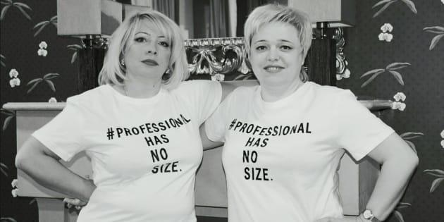 Deux hôtesses de l'air russes gagnent leur bataille contre le sexisme