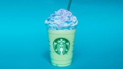 Después del unicornio... Ahora Starbucks lanzará el Mermaid
