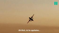 Un enregistrement dévoile comment les contrôleurs aériens ont essayé de ramener le pilote de l'avion volé à