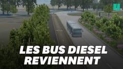 À court de bus