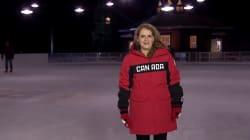 Julie Payette souhaite ses voeux du Nouvel An aux Canadiens... en