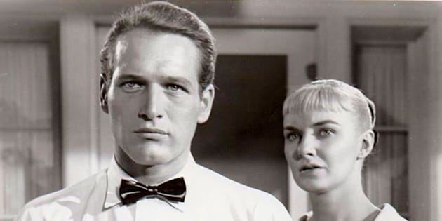Paul Newman y Joanne Woodward, en 'El largo y cálido verano'.
