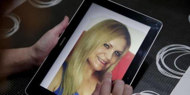 Una imagen de Pilar Garrido facilitada por su familia, cuando aún estaba desaparecida.