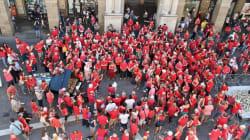 Pourquoi les Italiens étaient appelés à porter des tee-shirts rouges ce
