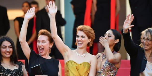 Le Festival de Cannes, le premier signataire d'une charte en faveur de la parité femmes-hommes dans les festivals de cinéma