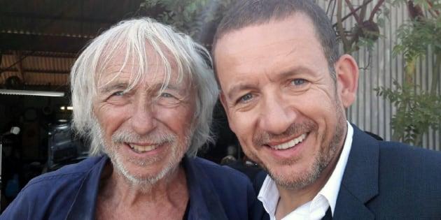 """Pierre Richard partage les photos du tournage de """"La Ch'tite famille"""""""