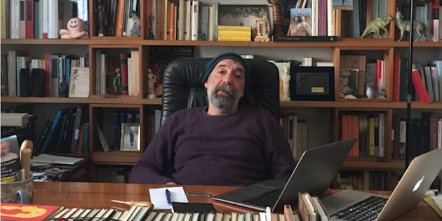 """emanuele trevi  Emanuele Trevi: """"Lavoro per non soccombere alla depressione, poi ..."""