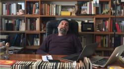 """""""Lavoro per non soccombere alla depressione, poi però arrivano gli alieni"""". Intervista a Emanuele Trevi (di G."""