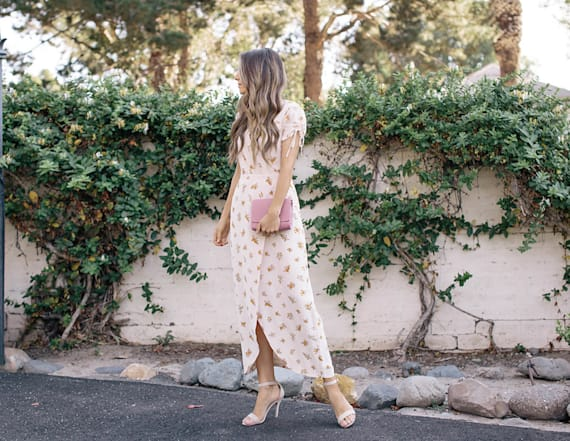 Street style tip of the day: Summer wedding