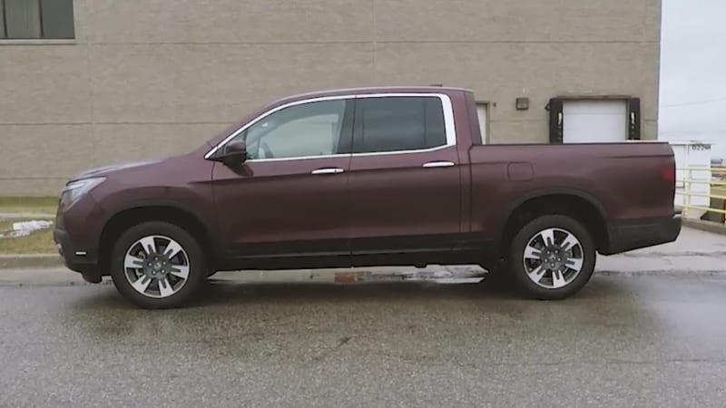 2018 Honda Ridgeline's car-like character both a strength and weakness - Autoblog