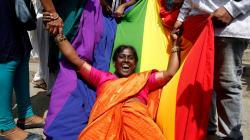 VIDEO: La homosexualidad deja de ser un delito en India, tras un veredicto histórico de la Suprema