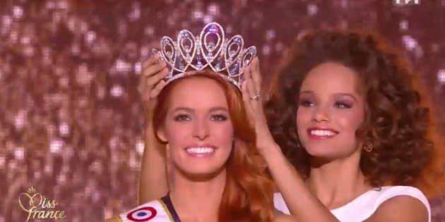 Maëva Coucke sacrée Miss France 2018.