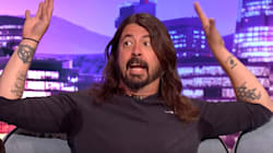 Dave Grohl Says Taylor Swift Saved Him At Paul McCartney's