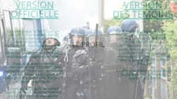Mort d'un jeune à Nantes lors d'un contrôle policier: la version officielle et celle des