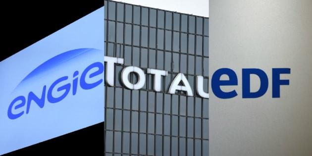 """EDF, Energie d'Ici, Total, Engie... Greenpeace a classé les fournisseurs d'électricité """"verte""""."""