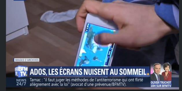 Selon Free, l'initiative de TF1 a donné des idées à BFM