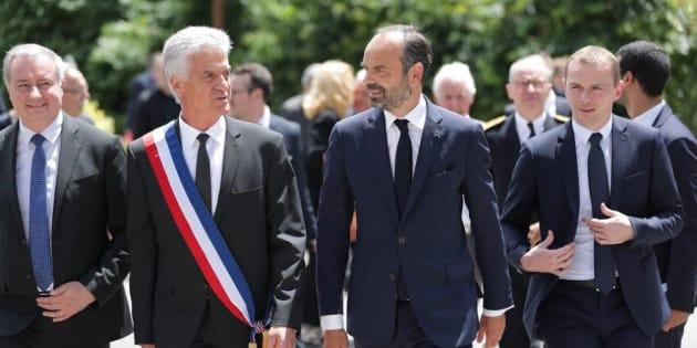 A Toulouse, la CGT a forcé Édouard Philippe à donner de la voix