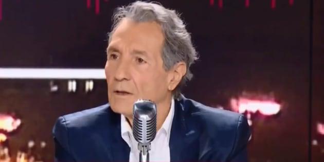 """Bourdin s'en prend en direct à Hollande, qui """"ne tient jamais ses promesses"""""""